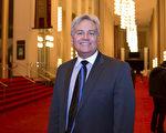 馬里蘭州聯邦參議員參選人Dave Wallace(李莎/大紀元)