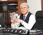 韓國釜山藝術文化團體總聯合會前理事長崔尚允。(本人提供)