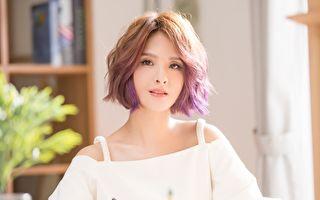 歌手郭静拍摄第三波主打歌《忘了如何遗忘》MV。(福茂提供)