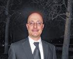 工程师、高级图版设计师Ben Doucet先生。(李辰/大纪元)