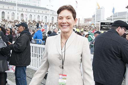 """""""为生命奔走""""旧金山集会 妇女权益领袖批中共强制堕胎"""