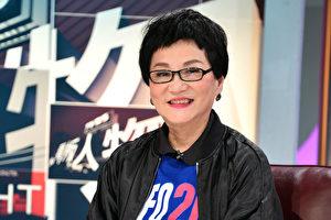 张小燕主持的《小燕有约》将于 3月6日起换新频道。(TVBS提供)