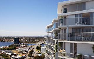 The Precinct@Mount Pleasant提供的超前设计、环保节能、奢华舒适、房价保值的生活方式,使其在未来数年都将成为珀斯公寓市场上的方向标。(Norup+Wilson提供)