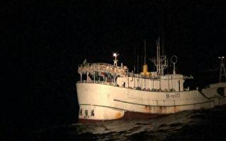海巡查获40名越南偷渡客 历年最多