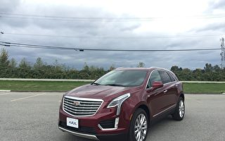 车评:虚拟后视镜 2017 Cadillac XT5