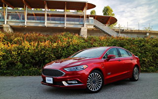 车评:一块钱汽油 2017 Ford Fusion Energi