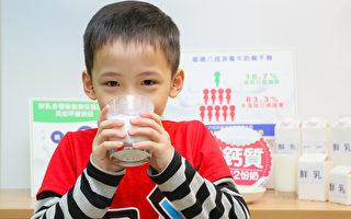 董氏基金會調查發現,超過八成的學生每天都喝不到每日建議量的一半,還有三成學童以為,早餐店的奶茶等同於鮮乳的營養價值。(董氏基金會/提供)