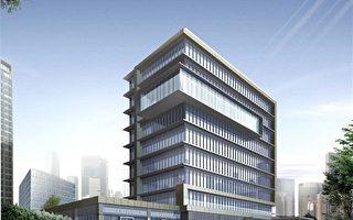 中山16国际级厂办大楼,座落于土城顶埔工业区黄金三角-中山路16号。(镇玺建筑提供)