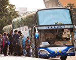 专营陆客团的联华旅行社惊传跳票94万元,遭观光局勒令停业。(陈柏州/大纪元)