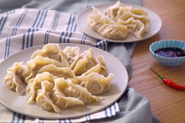 【C2食光-节气料理】冬至 酸白菜饺子