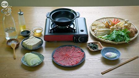 莎朗牛肉切薄片后适合火锅、寿喜烧料理。(C2食光提供)