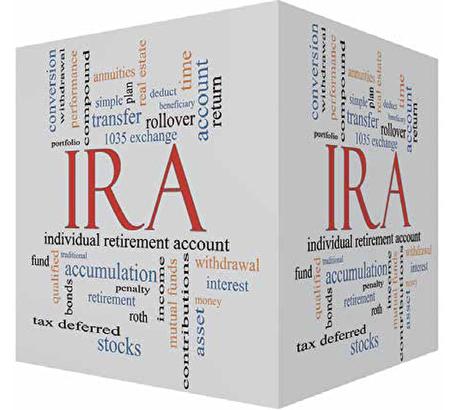 传统IRA就是一种个人的退休储蓄账户。(Shutterstock)