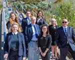 ACS美国律师事务所的团队。(旧金山湾区律师所ACS提供)