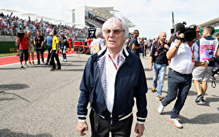 伯尼‧埃克尔斯顿掌管了F1运动长达四十年。 (Mark Thompson/Getty Images)