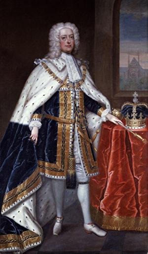 乔治二世。(Charles Jervas/维基百科)