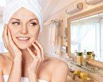 皮肤在冬天会变得比较干燥,可藉由简单的方法加以改善。(Fotolia)