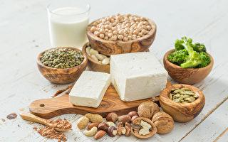 提供蛋白質的食物。(Fotolia)