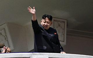 金正恩新年講話暗示,朝鮮即將測試一枚新的洲際導彈。(PEDRO UGARTE/AFP/Getty Images)