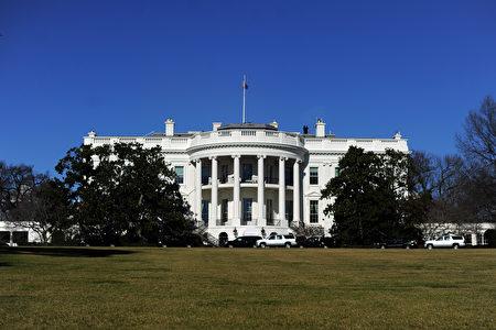 美国会全体参议员受邀周三(4月26日)到白宫,听取有关朝鲜情势简报。(JEWEL SAMAD/AFP/Getty Images)