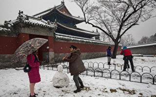堆雪人在中国成为重大健康危害
