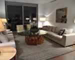 2017年,美国豪华公寓租赁市场荣景不再,很多业主或许需要降价求租或者是提供免费1-3个月租金不等的方法吸引租客。图为纽约一处豪华公寓。 (Mike Coppola/Getty Images for Meridith Baer Home)