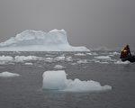 中国日益加剧的空气污染导致一些居民计划逃离阴霾,到冰岛和南极等遥远的地方寻找清新的空气。图为南极。(EITAN ABRAMOVICH/AFP/Getty Images)