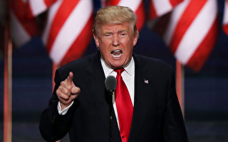 川普的一个亲密顾问告诉BBC,美国将赢得对中共的贸易战。(Alex Wong/Getty Images)