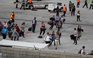 佛州机场爆枪击案 5死8伤 枪手为退役军人