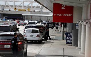 1月6日下午1時左右,佛州勞德代爾堡機場行李領取區發生槍擊事件。嫌疑槍手為26歲的退役軍人。(Joe Raedle/Getty Images)