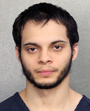 佛州機場槍擊案嫌犯被控罪 或面臨死刑