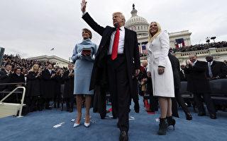 川普卻憑著那顆回歸美國精神的真誠信念打動無數選民的心。(Jim Bourg-Pool/Getty Images)