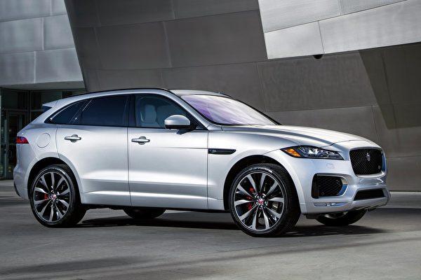 捷豹Jaguar F-Pace 衝擊美國豪華中型SUV