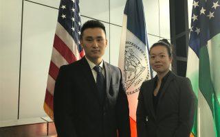 華裔入讀警察學院 夢想成真