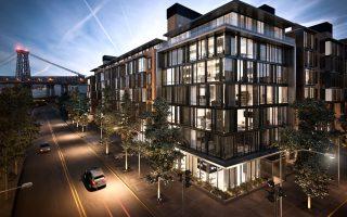 由荷兰著名设计师Piet Boon设计的Oosten公寓项目。 (Oosten官网提供)