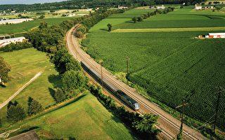 Amtrak带你环游美丽的美国