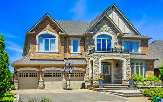 2016年,大多倫多地區價值超過400萬加元的豪宅銷售量同比增長了95%。(Shutterstock)