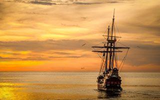 如同空中的飛機或渡海的船隻,順風順水總是比逆流而動來得輕鬆。(pixabay)