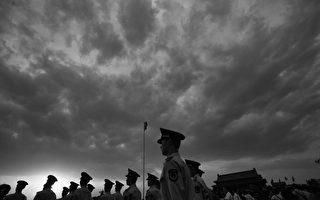 近期习近平当局对武警部队的大清洗令人关注。(Feng Li/Getty Images)