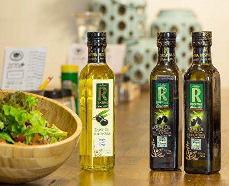 路品那橄榄油坚持纯天然,美味经典呈现。(峻岳贸易提供)