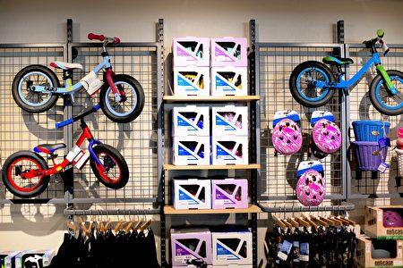 "Centripetal Bikes推出""儿少自行车项目""大大节省家长的荷包。(旧金山湾区自行车店Centripetal Bikes提供)"