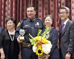 亚裔社区欢迎新任休斯顿警察局局长Art Acevedo。(新唐人图片)