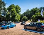 2017年2月7日,宝马集团澳洲总部在Duneira庄园举行2017年度宝马产品推介会。(BMW提供)