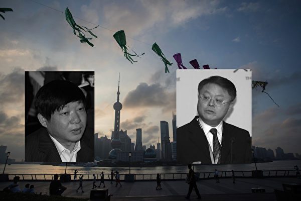 2月23日,中共前上海市委常委、副市長艾寶俊「受賄、貪污」案開庭審理,其被指控受賄超5千萬人民幣。(大紀元製圖)
