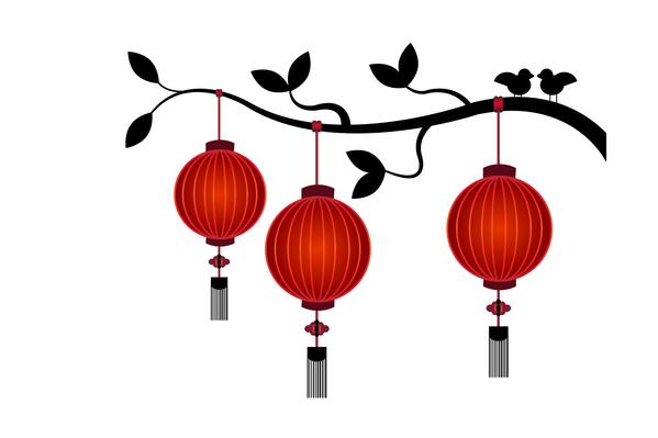 中国灯笼(fotolia)
