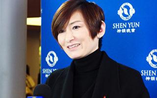 日本模特:从神韵看到真正的中国