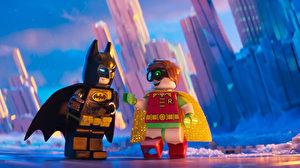 上週末北美票房榜,依舊是樂高動畫電影《蝙蝠俠》的天下,《樂高蝙蝠俠》 (The LEGO Batman Movie)排名第一,週末總票房4250萬美元。(華納兄弟官方劇照)(華納兄弟提供)