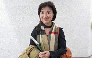 中医诊所院长夫人赖佩玲(黄采文/大纪元)