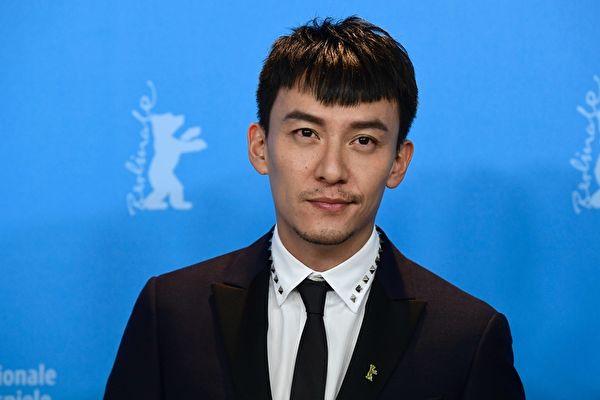 2017年2月13日,台湾演员张震出席第67届第67届柏林电影节。(Pascal Le Segretain/Getty Images)