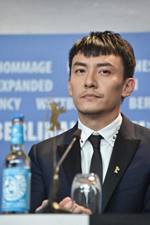 2017年2月13日,台湾演员张震出席第67届柏林电影节。(Pascal Le Segretain/Getty Images)