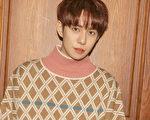 block B成員Park Kyung。(環球唱片提供)